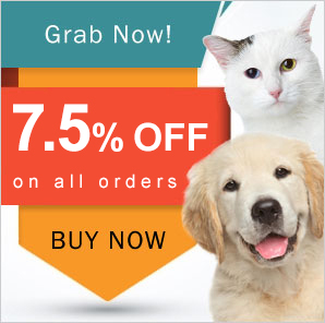 Extra 7.5% Off on All Orders
