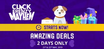 CLICK FRENZY SALE IS ON NOW!!!