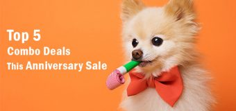Top Five Combo Deals This Anniversary Sale