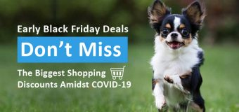 Early Black Friday Deals – Don't Miss The Biggest Shopping Discounts Amidst COVID-19
