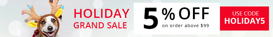 Holiday Grand Sale