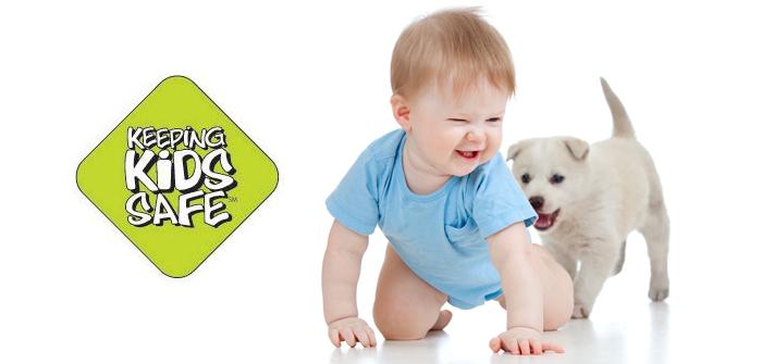 KEEP KIDS SAFE AROUND DOGS