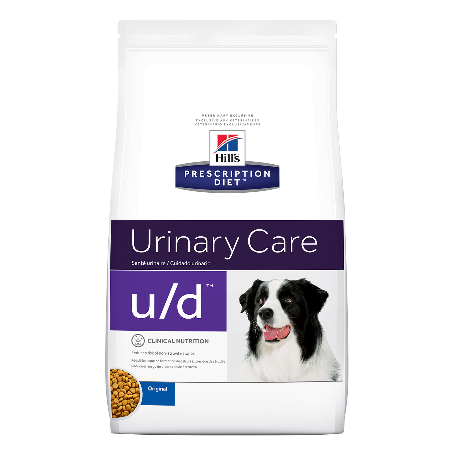 Hill's Prescription Diet u/d Urinary Care Dry Dog Food