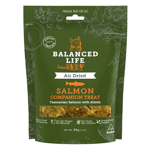 Balanced Life Companion Cat Treats - Salmon