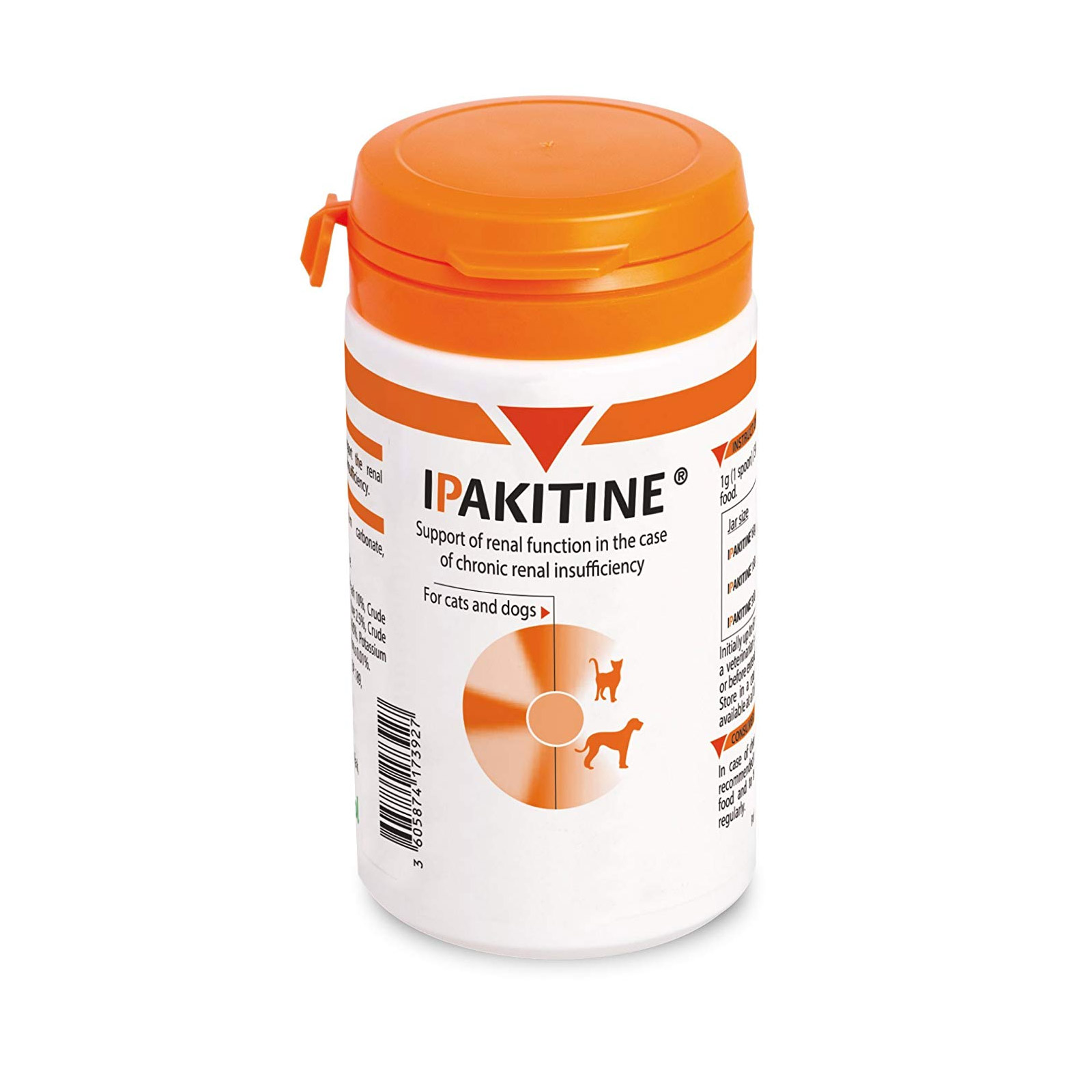Ipakitine Calcium Supplement for Cats and Dogs