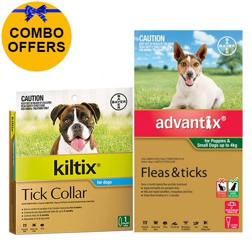 Advantix & Kiltix Combo