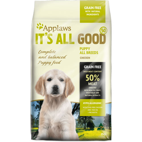 Applaws It's All Good Puppy All Breed Chicken