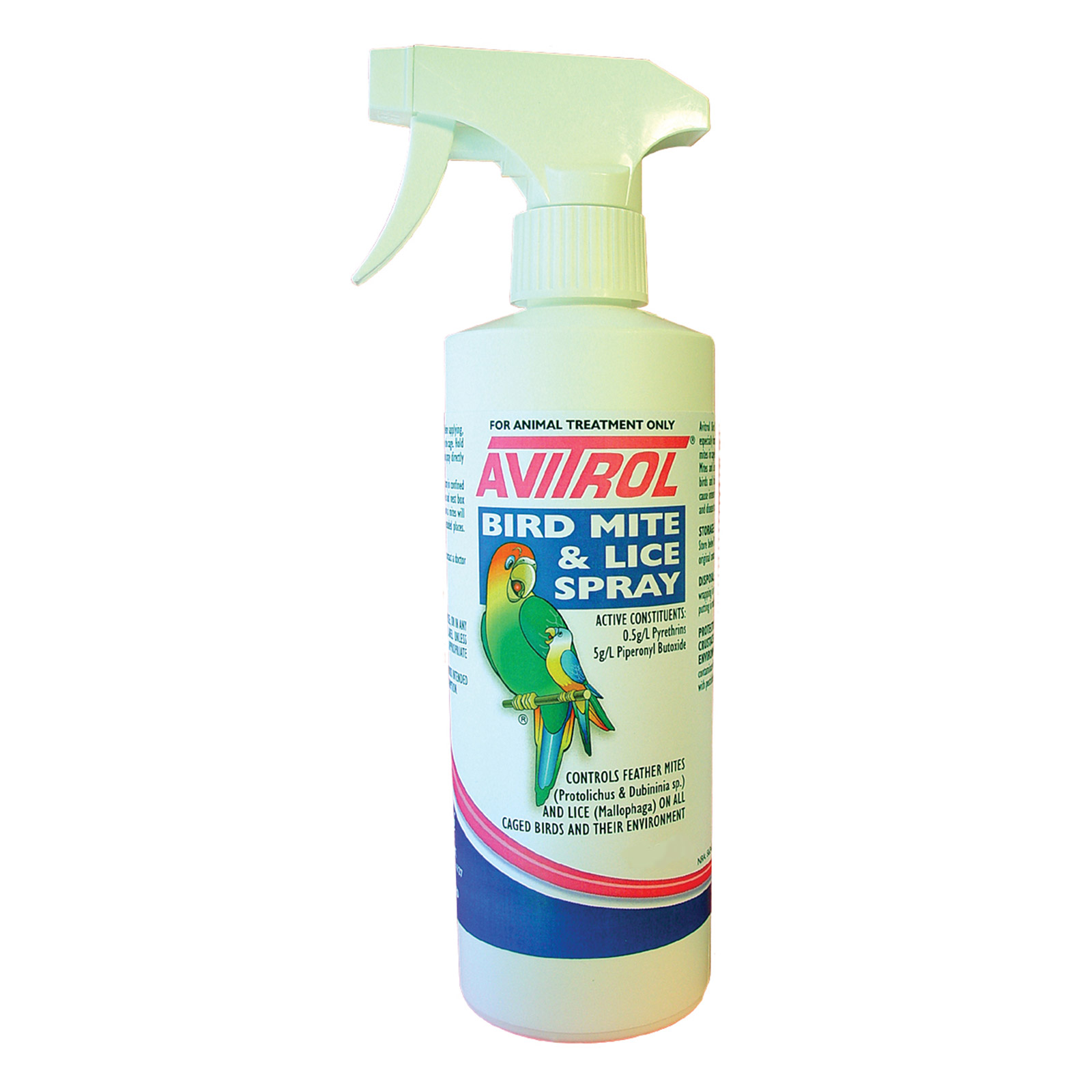 Avitrol Bird Mite & Lice Spray