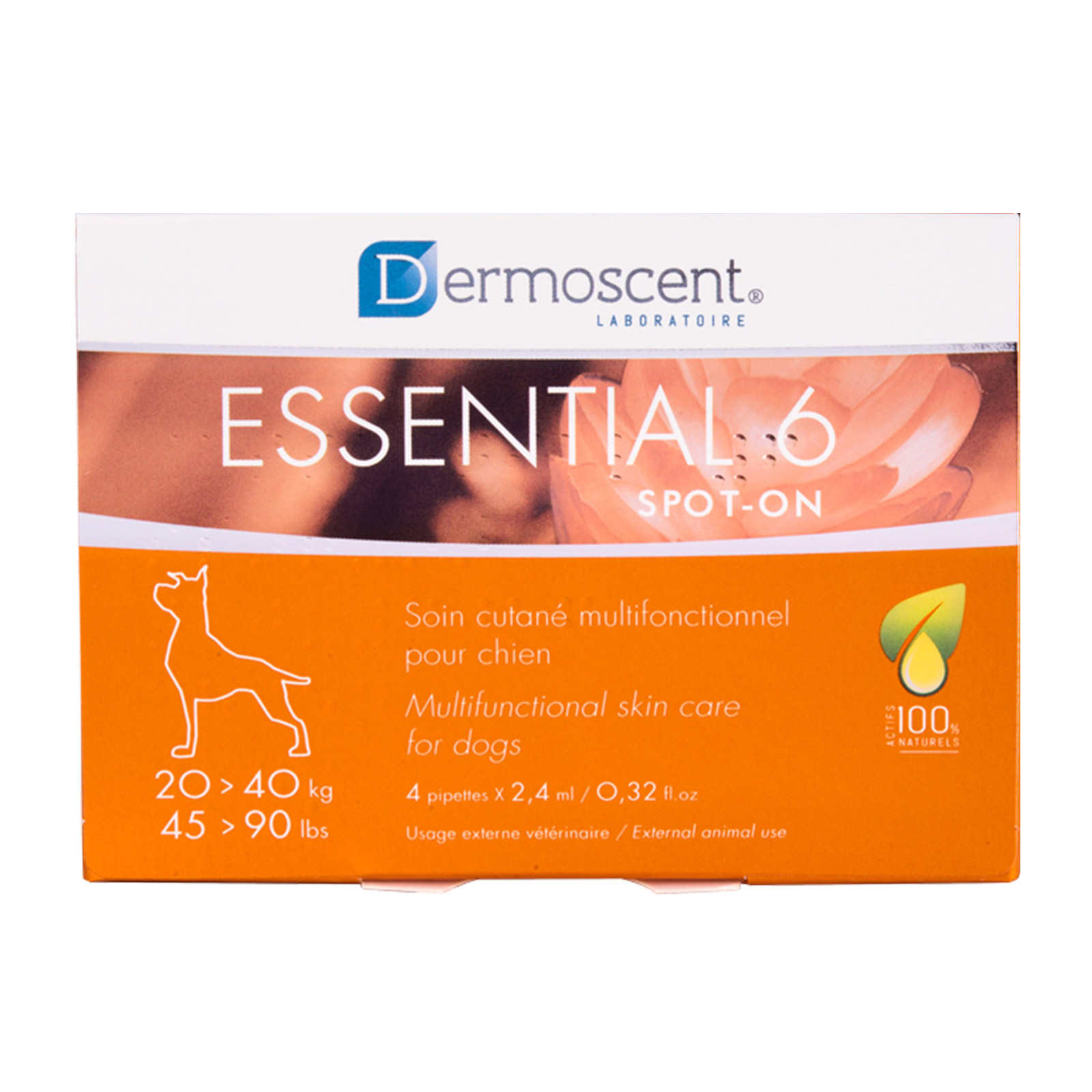 Essential 6  for Large Dogs 20-40Kg