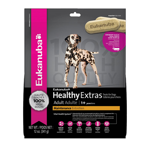 Eukanuba Healthy Extras Adult Maintenance Dog Food