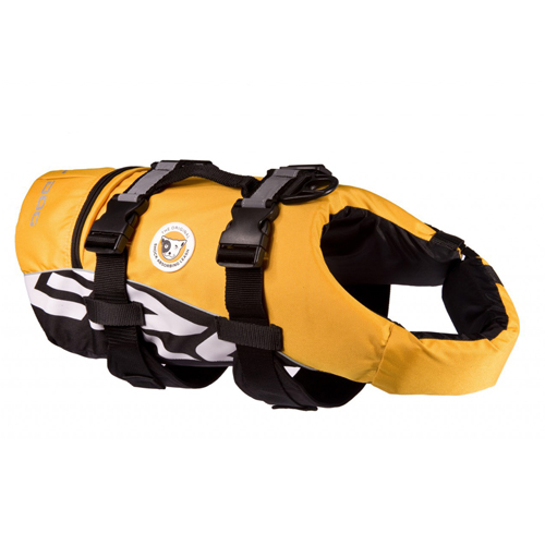 EzyDog Seadog Floatation Vest Yellow