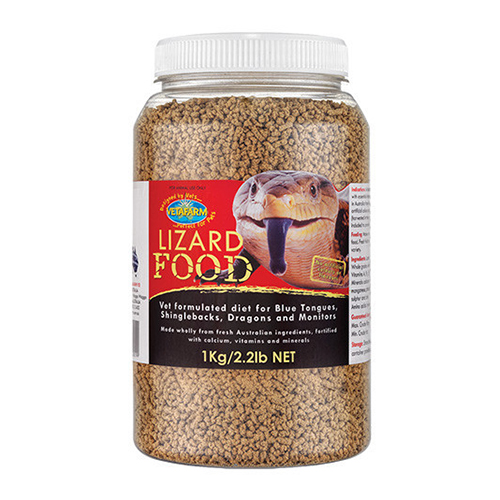 Vetafarm Lizard Food