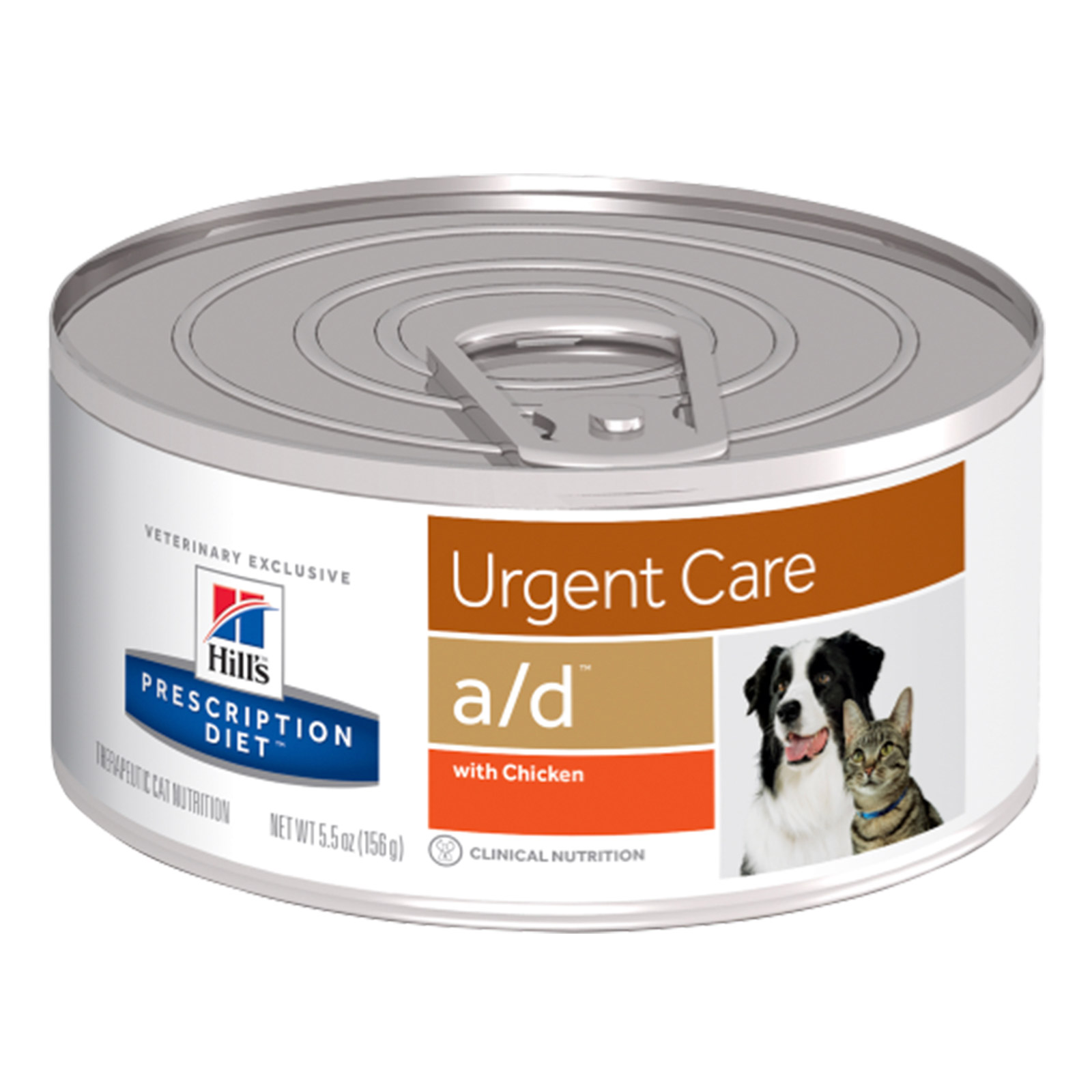 Hill's Prescription Diet a/d Urgent Care Feline Canned Dog Food 156 Gm