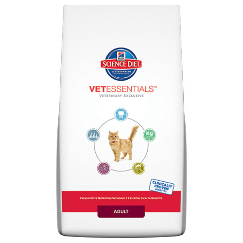 Hill's Science Diet Adult VetEssentials Feline Dry