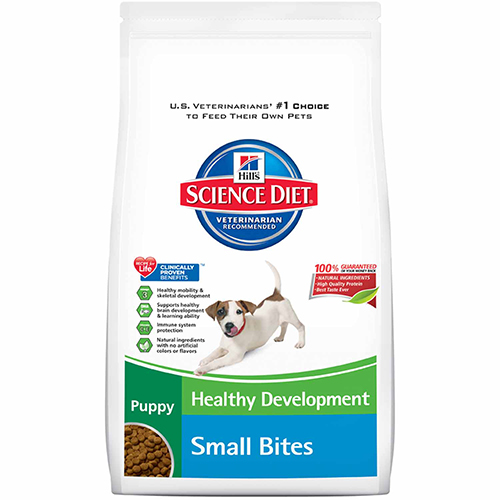Science Diet vs. Eukanuba Dog Foods