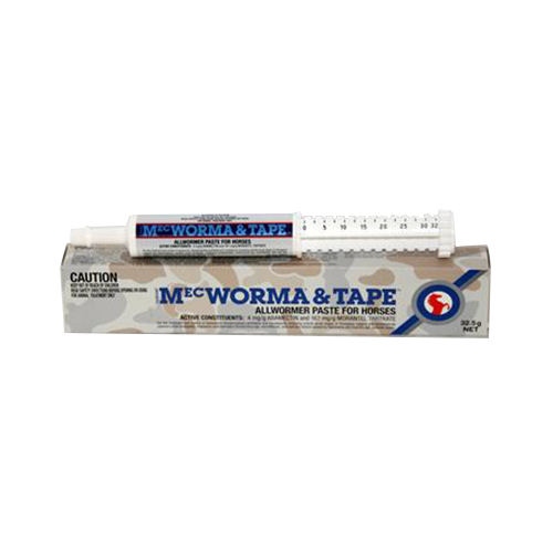 Mec Worma + Tape Allwormer Paste