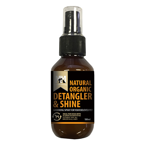 MFM Natural Organic Detangler & Shine Spray