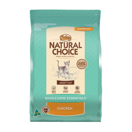 Nutro Natural Choice Adult Cat Wholesome Essentials Chicken Formula