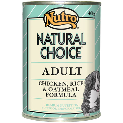 Nutro Natural Choice Adult Dog Chicken  400 Gm