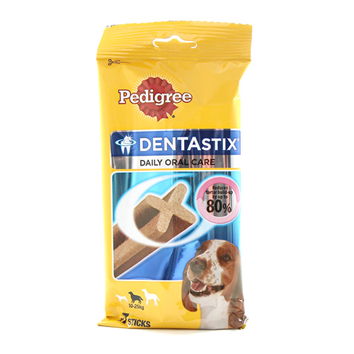 Pedigree Dentastix for Medium Dogs 180 Gm