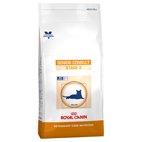 Royal Canin Feline Senior Consult Stage 2 Dry