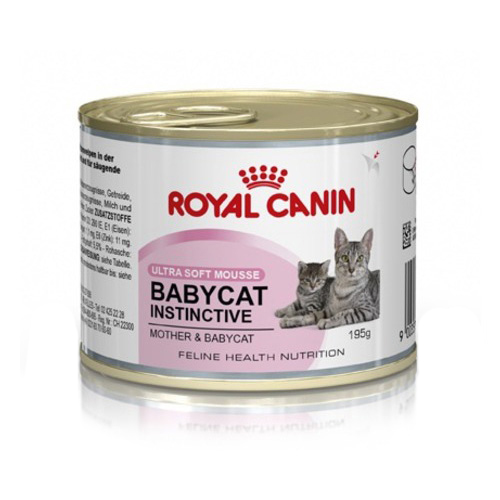 Royal Canin Babycat Instinctive Cans   195 Gm