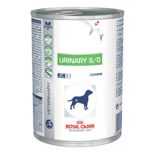 Royal Canin Veterinary Diet Dog Urinary S/O Can