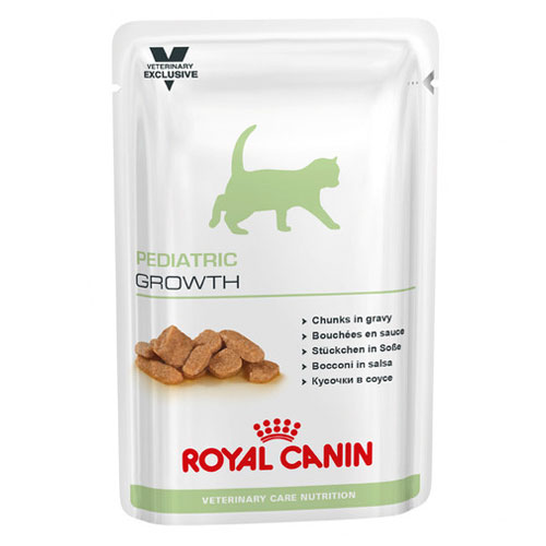 Royal Canin Feline Pediatric Growth Pouches 100 gm