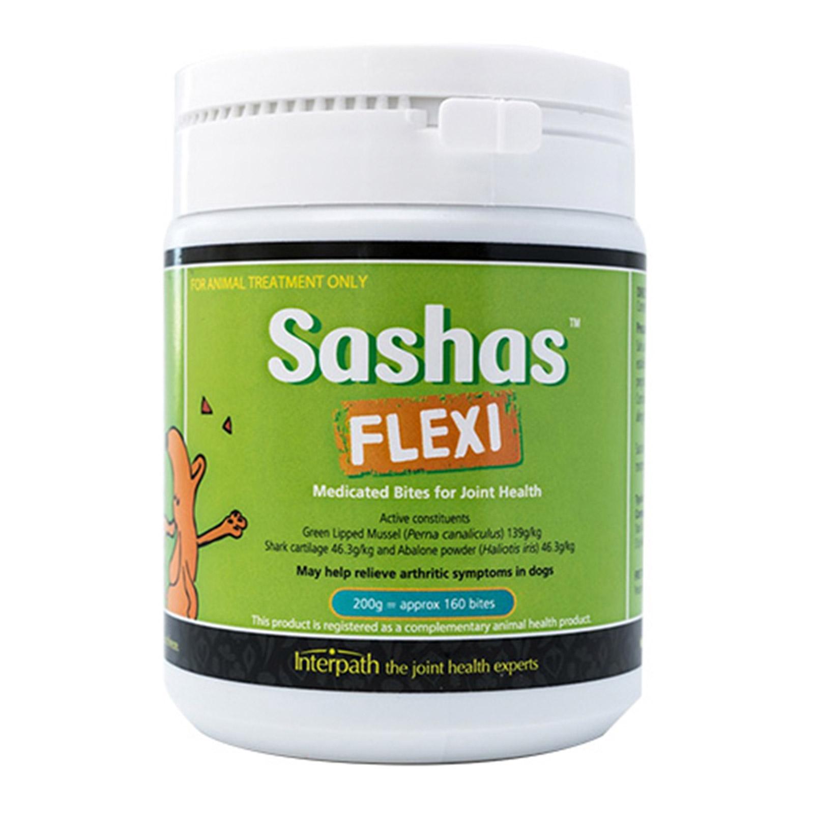 Sashas Blend Flexi Bites