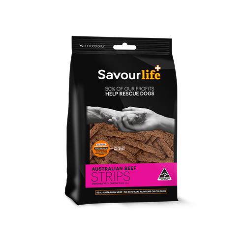 SavourLife Australian Beef Strips  165 Gm