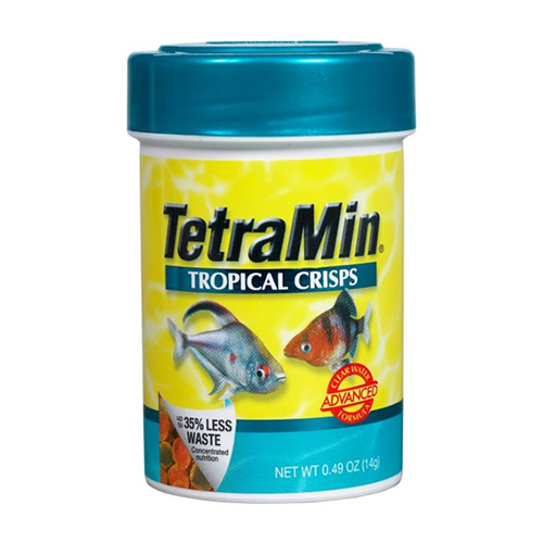 TetraMin Tropical Fish Crisps