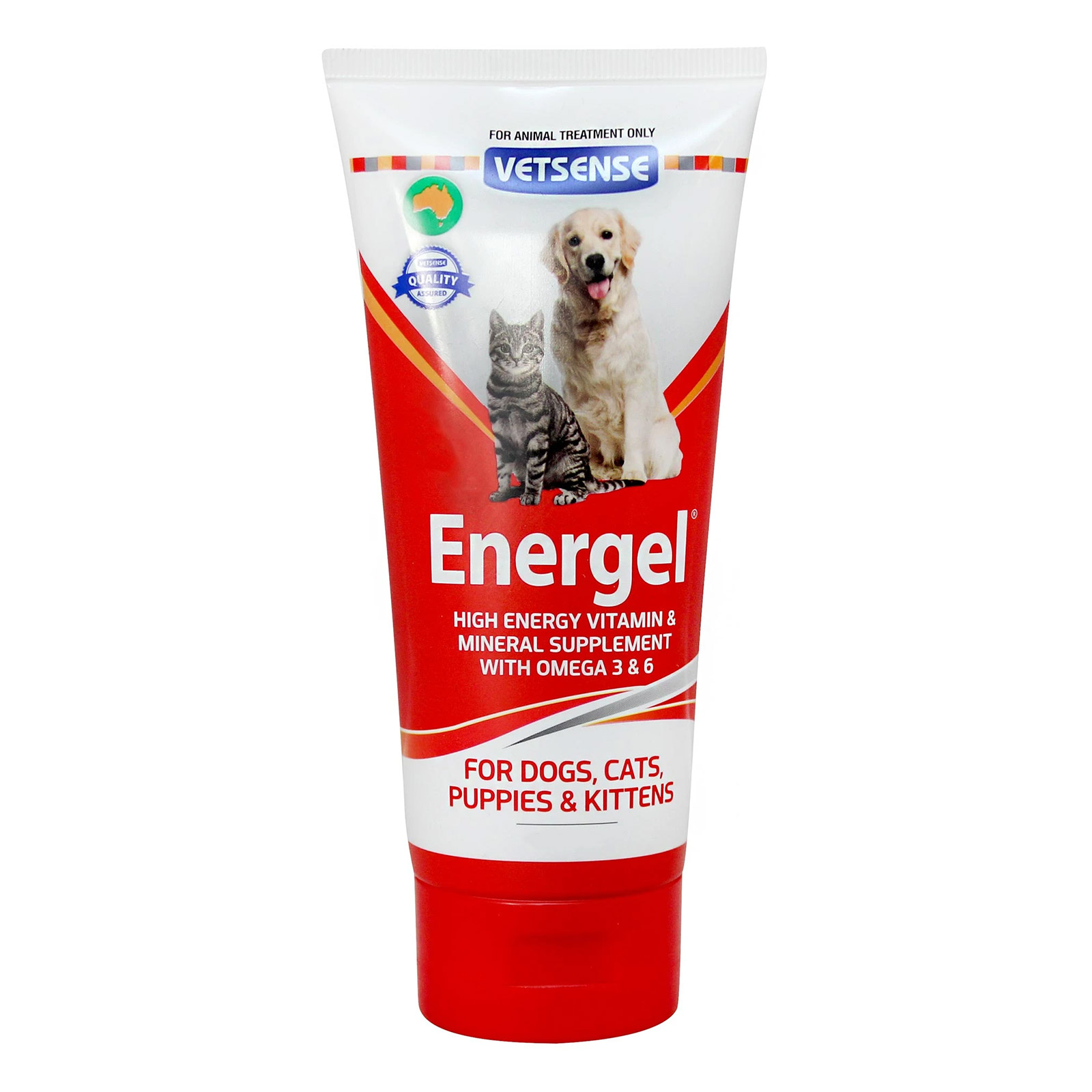 VetSense Energel for Dogs and Cats 200 gm