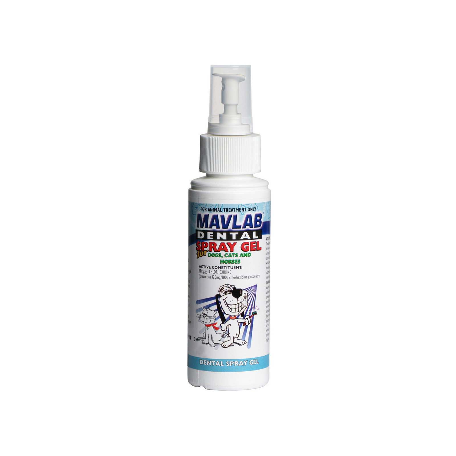 Mavlab Dental Spray Gel