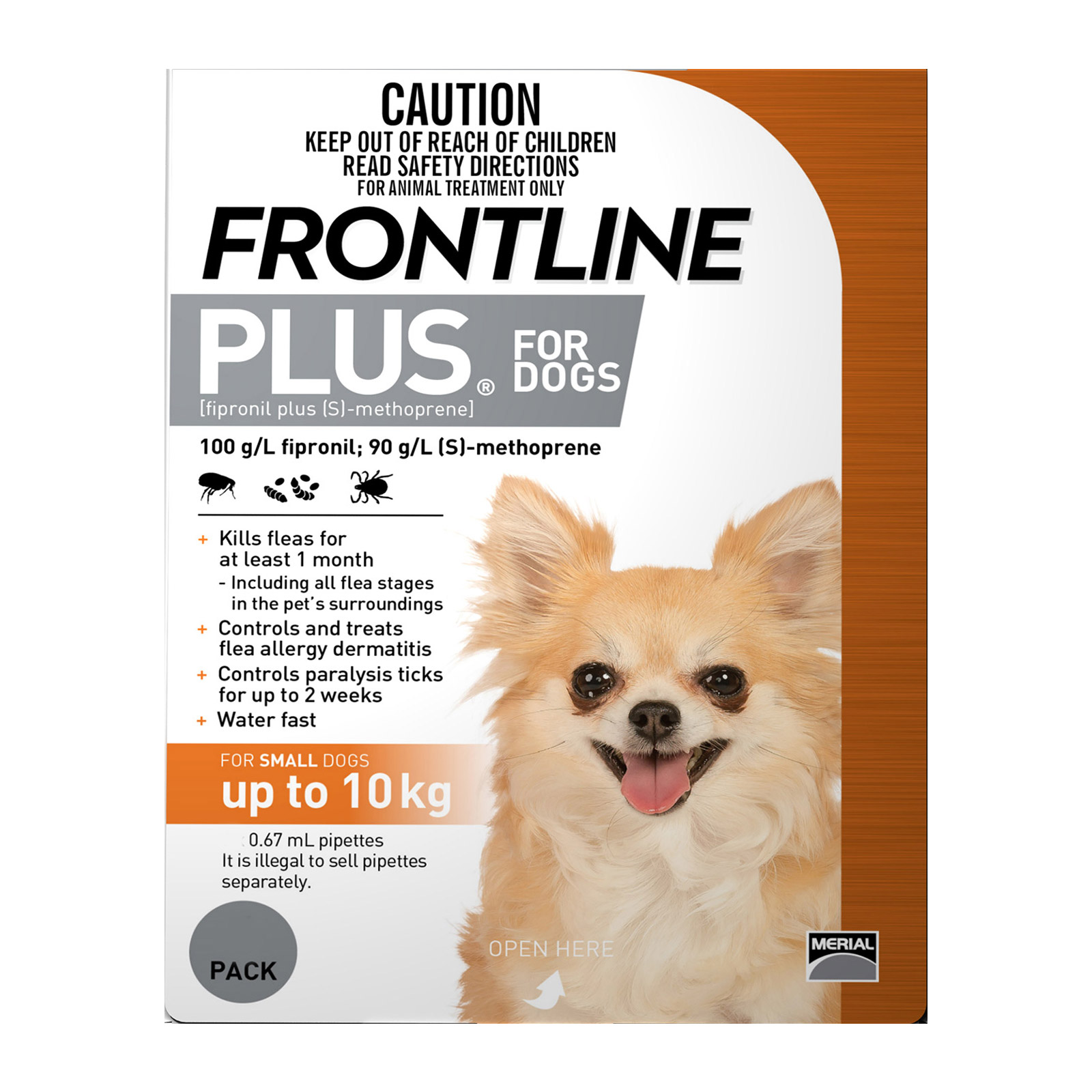 Using Frontline Plus For Dogs On Cats