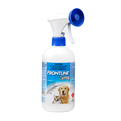 Frontline Plus Spray