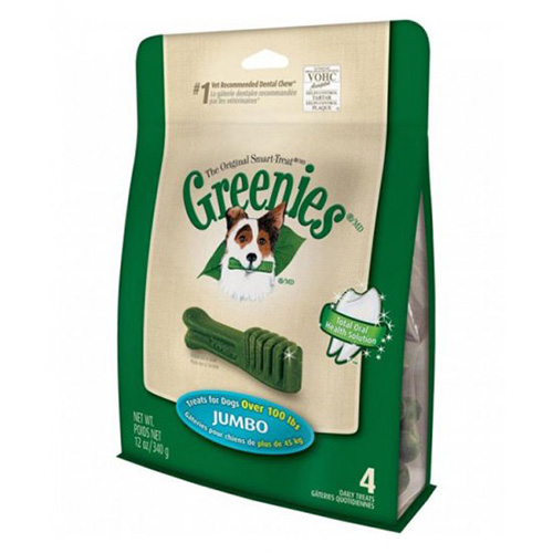 Greenies Dental Treats Jumbo For Dogs Over 45 kg
