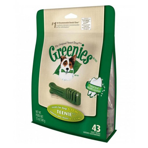 Greenies Dental Treats Teenie For Dogs 2-7 Kg