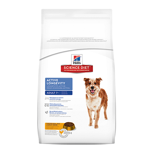 Hill's Science Diet Adult 7+ Active Longevity Dry Dog Food