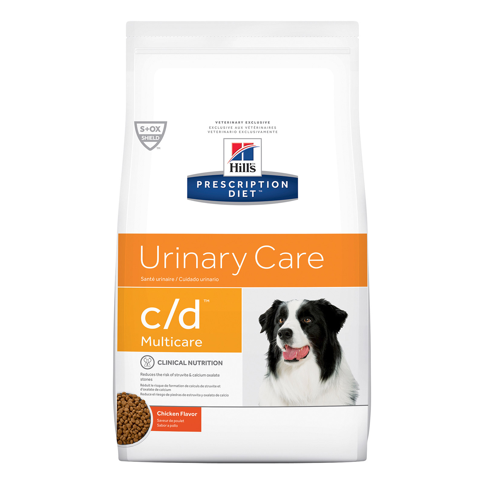 Hill's Prescription Diet c/d Multicare Urinary Care with Chicken Dry Dog Food