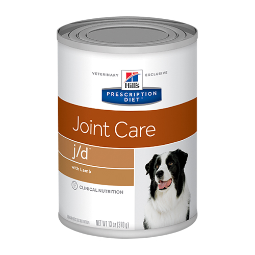 Hill's Prescription Diet j/d Joint Care Canned Dog Food 370 Gm