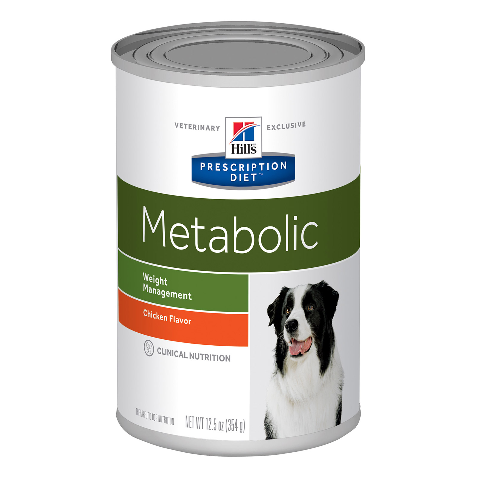 Hill's Prescription Diet Metabolic Weight Management with Chicken Canned Dog Food 370 Gm