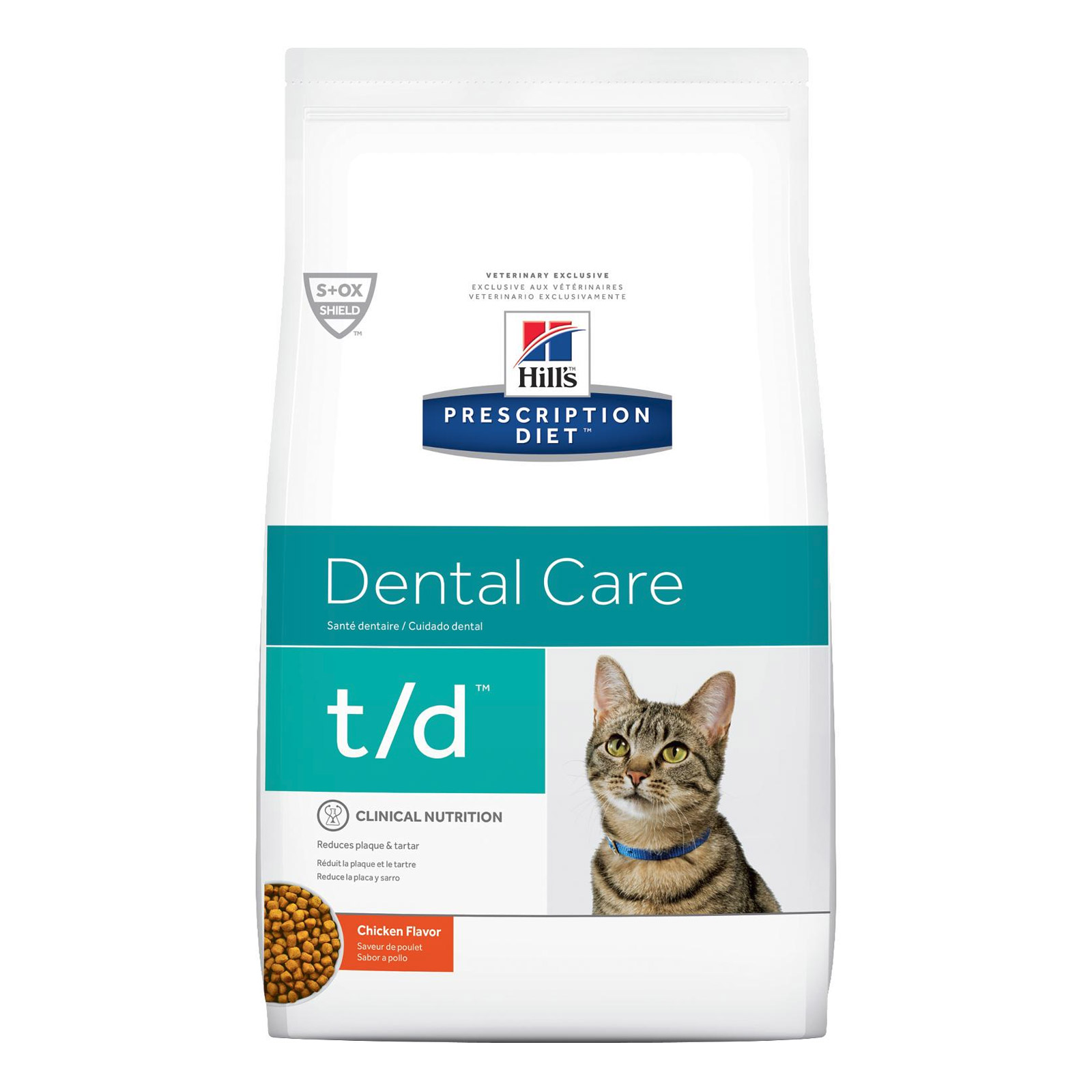 Hills Dental Food For Cats