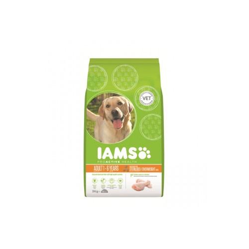 Iams Adult Light/Sterilised Dog Food