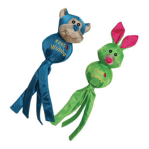 Kong Wubba Ballistic Friends Dog Toy