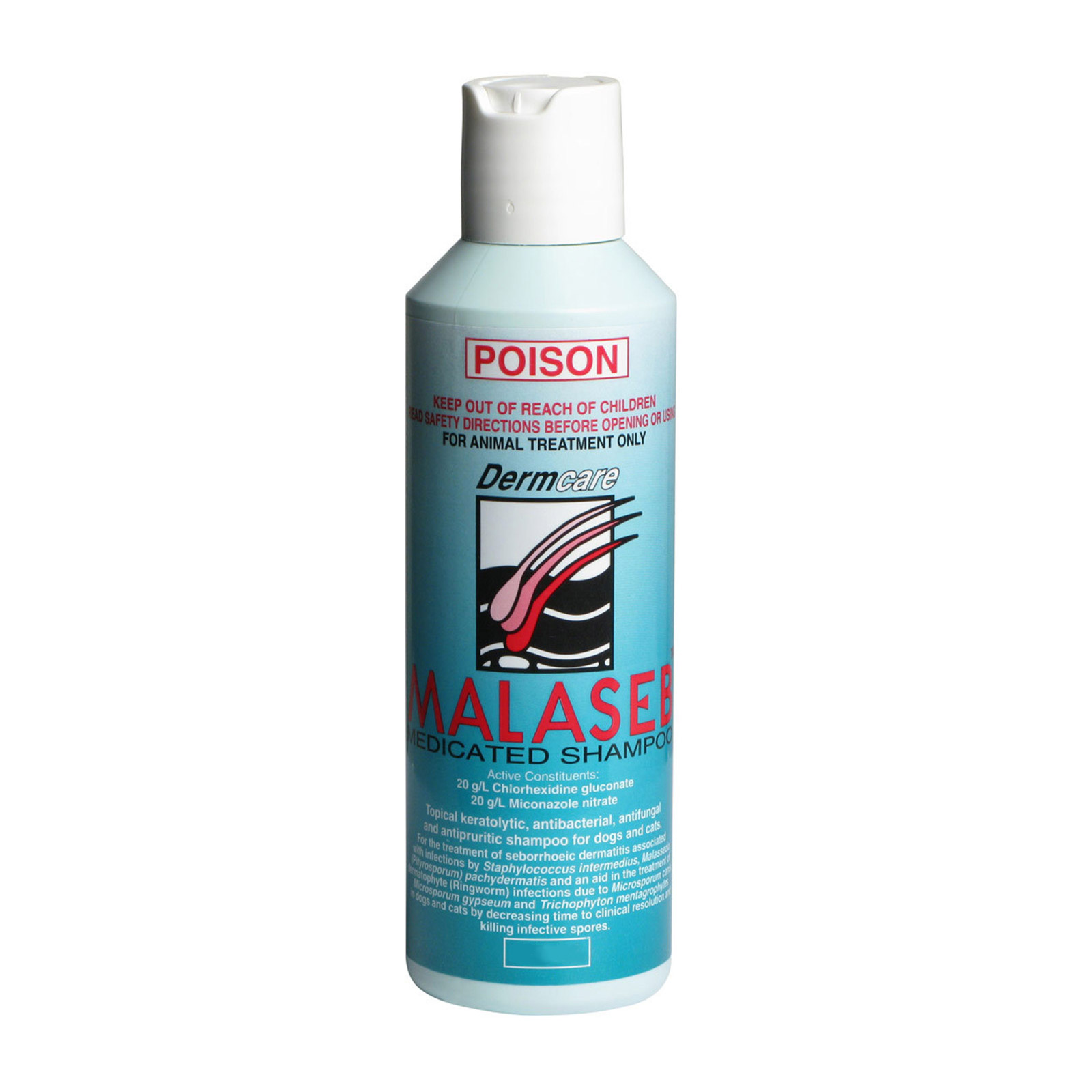 Malaseb Medicated Foam Shampoo for Dogs