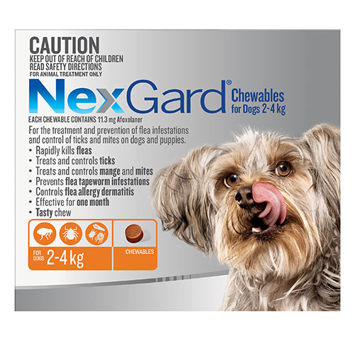 Nexgard For Dogs Buy Cheap Nexgard Chewables Flea And