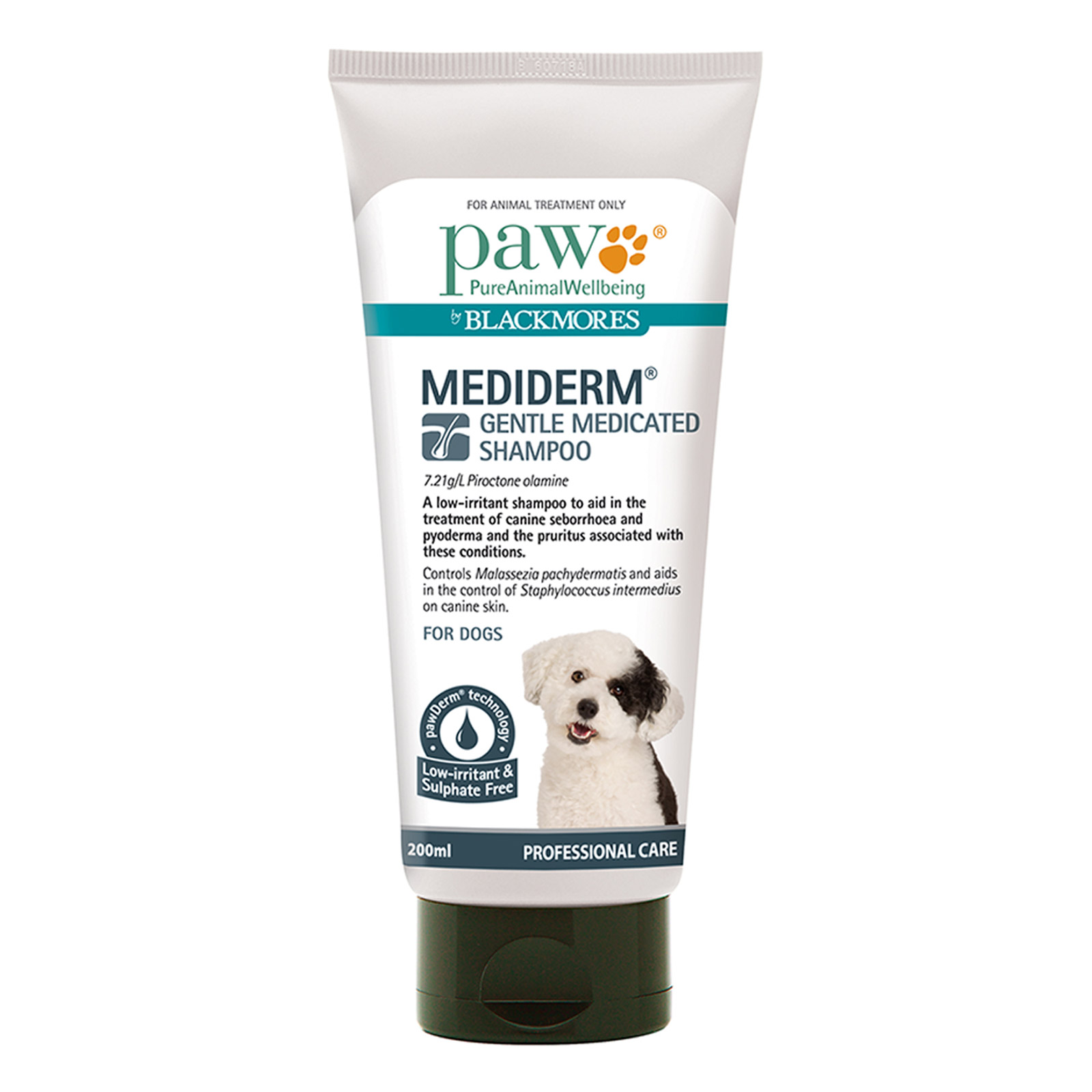 Paw Mediderm Shampoo For Dogs