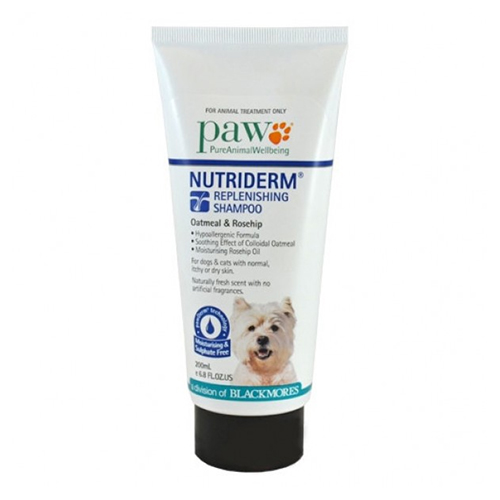 Paw Nutriderm Shampoo For Dogs