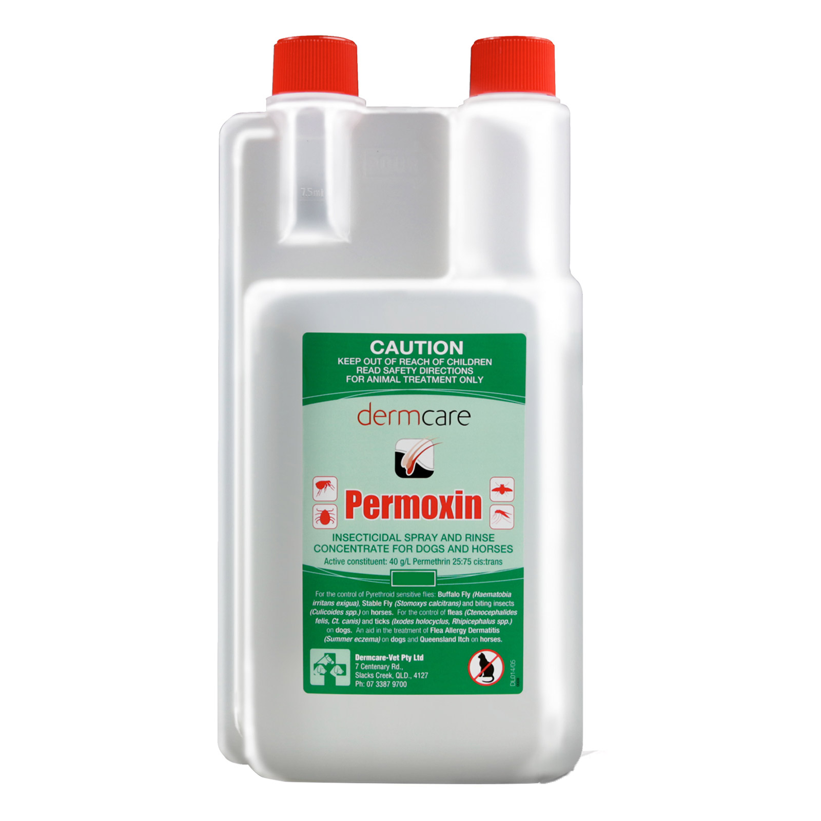 Insecticidal Spray And Rinse For Dogs