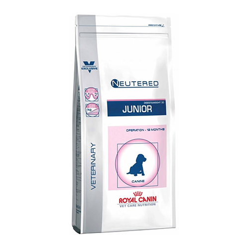 Royal Canin Canine Neutered Junior Medium Dog Food